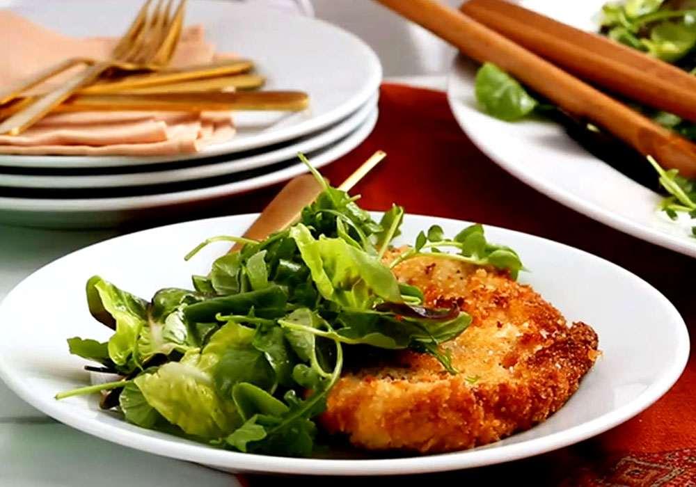 Отбивные из куриного филе - пошаговый рецепт, фото 1
