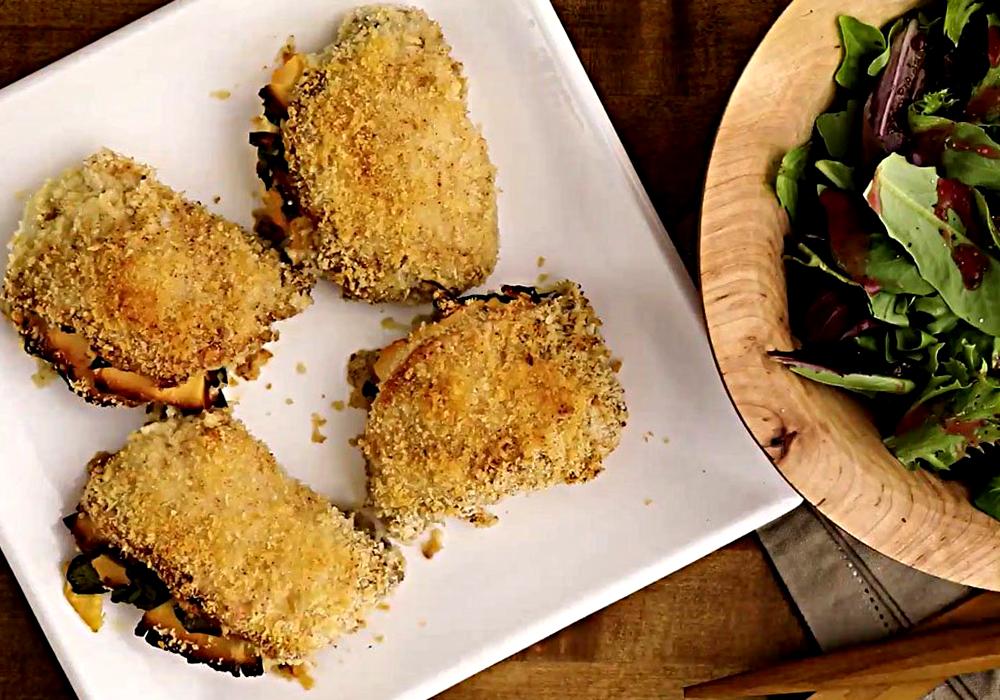 Отбивные из свинины с сыром - пошаговый рецепт, фото 1
