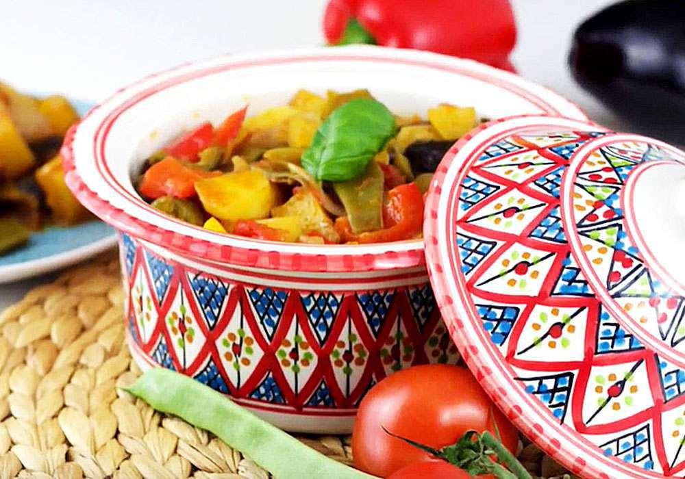 Овощное рагу - пошаговый рецепт, фото 1
