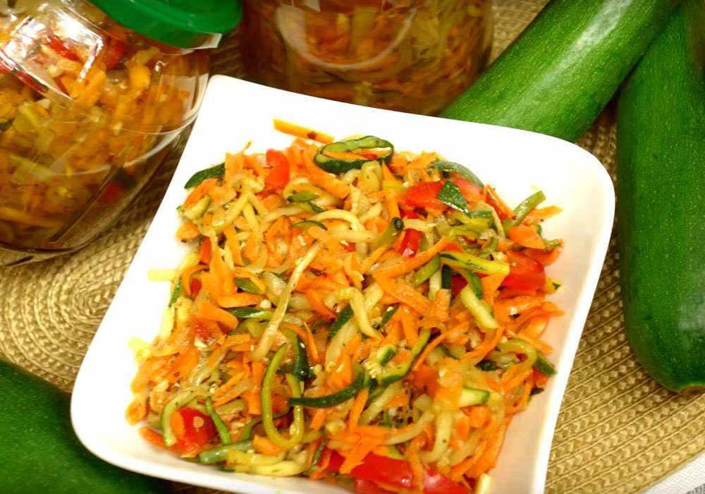 Овощное ассорти по-корейски - пошаговый рецепт, фото 1