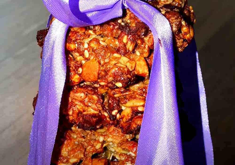 Вівсяне печиво з медом - покроковий рецепт, фото 1