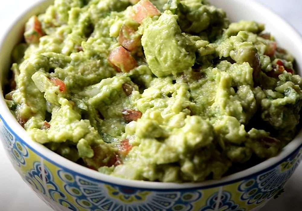 Паштет из авокадо - пошаговый рецепт, фото 1
