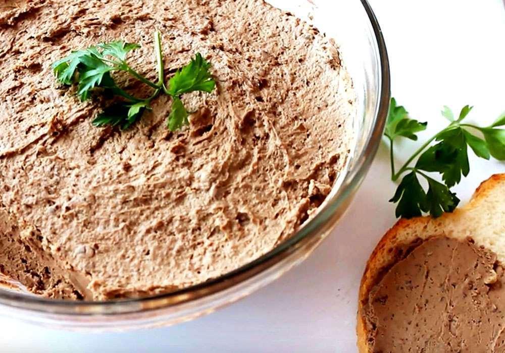 Паштет из печени - пошаговый рецепт, фото 1