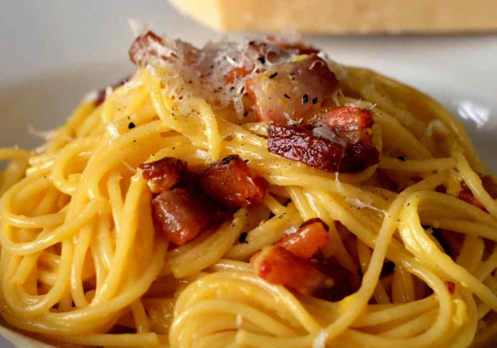 Паста Карбонара - пошаговый рецепт, фото 1