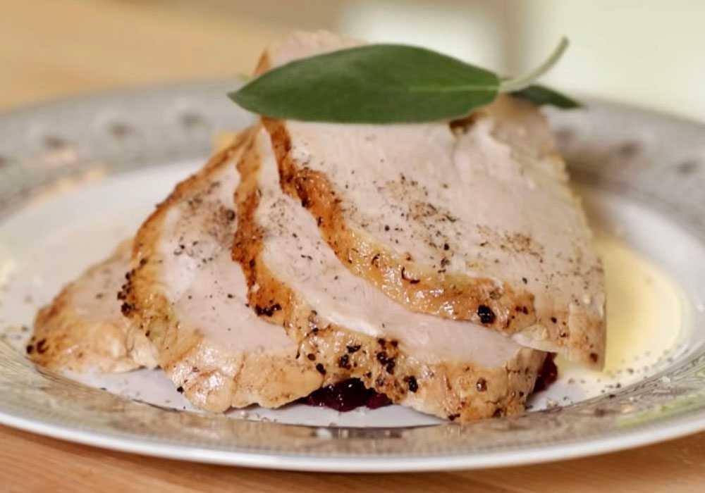 Пастрома из куриных грудок - пошаговый рецепт, фото 1