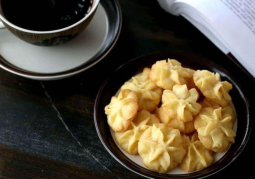 Печенье домашнее - пошаговый рецепт, фото 1