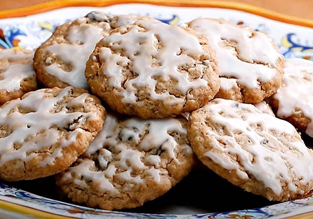 Печиво вівсяне - покроковий рецепт, фото 1