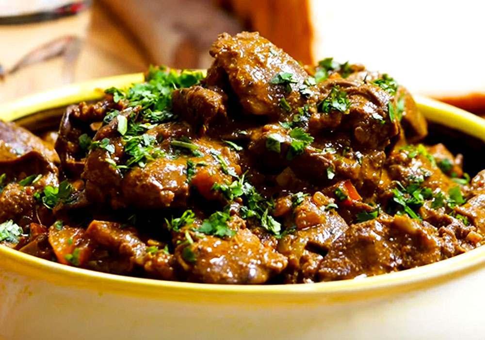 Печень куриная - пошаговый рецепт, фото 1