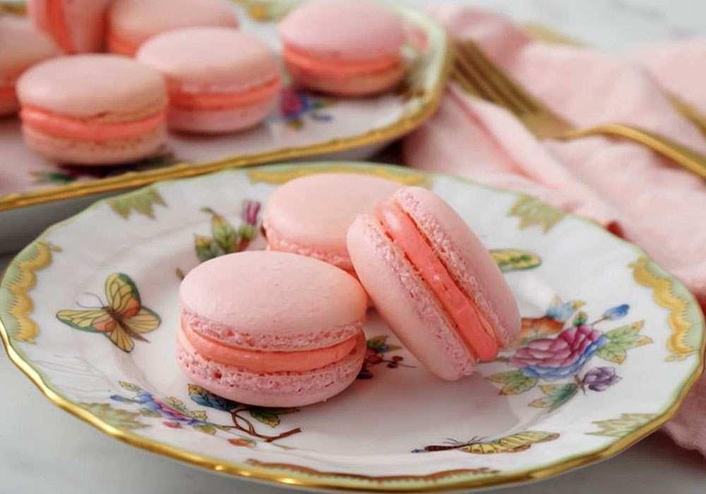 Печенье Макаруны - пошаговый рецепт, фото 1
