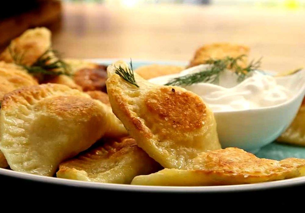 Пельмени с картошкой - пошаговый рецепт, фото 1