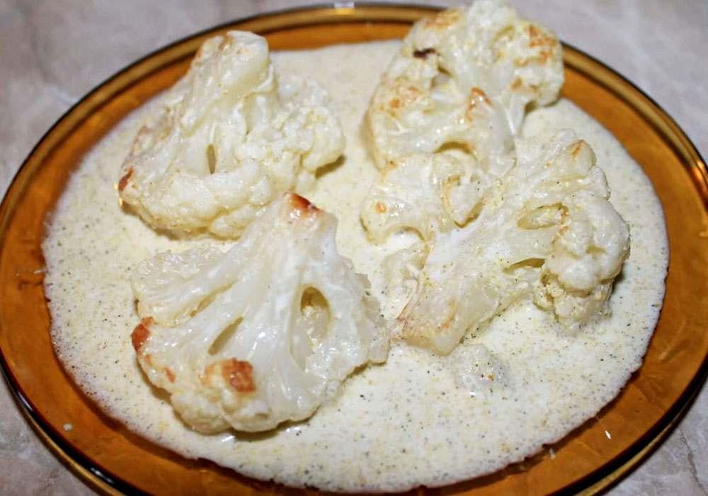 Пхали из цветной капусты - пошаговый рецепт, фото 1