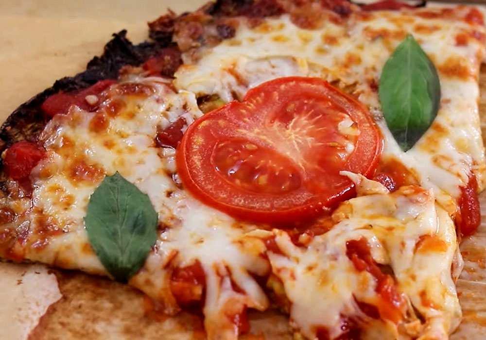 Пицца из кабачков с помидорами и сыром - пошаговый рецепт, фото 1