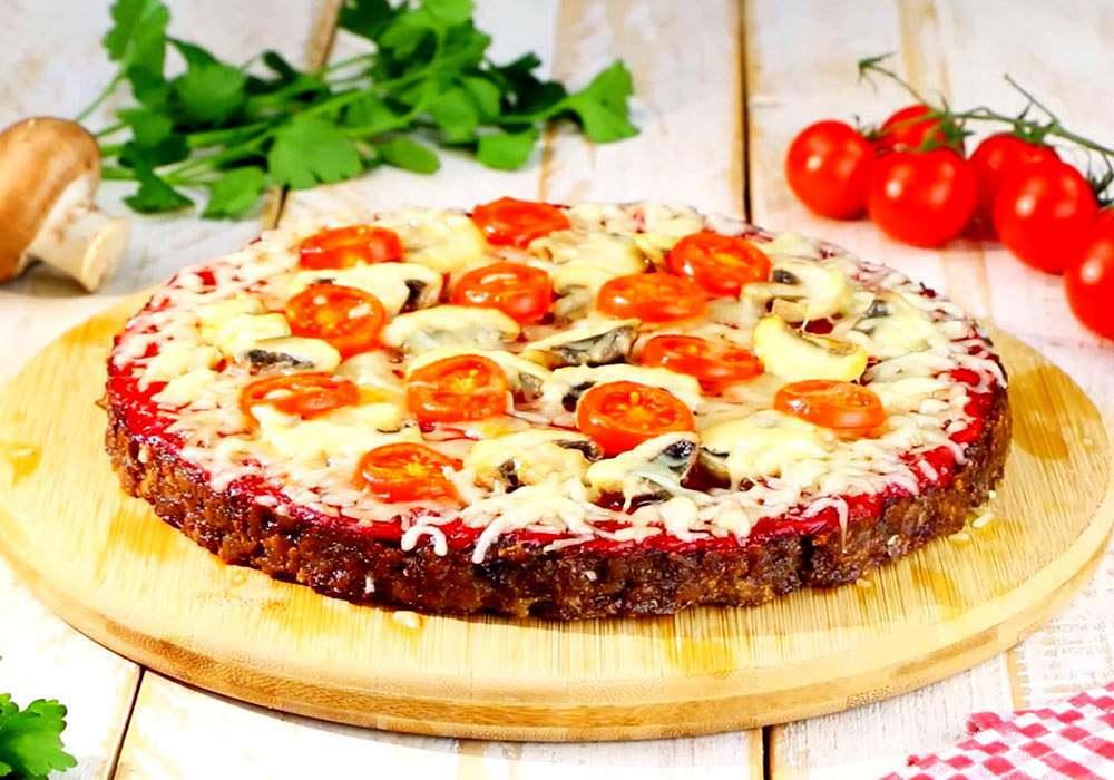 Піца в духовці - покроковий рецепт, фото 1
