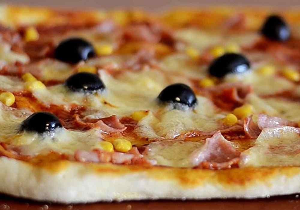 Пицца - пошаговый рецепт, фото 1