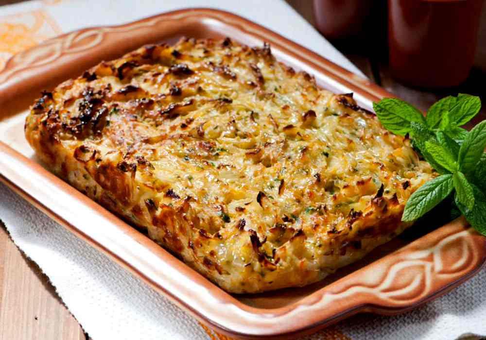 Пиріг з капустою - покроковий рецепт, фото 1