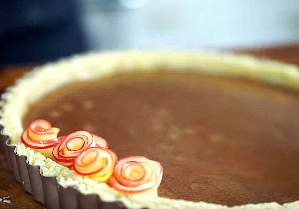 Пирог с яблоком - пошаговый рецепт, фото 1