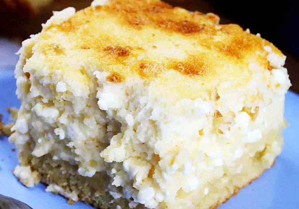 Пирог «Творожник» - пошаговый рецепт, фото 1