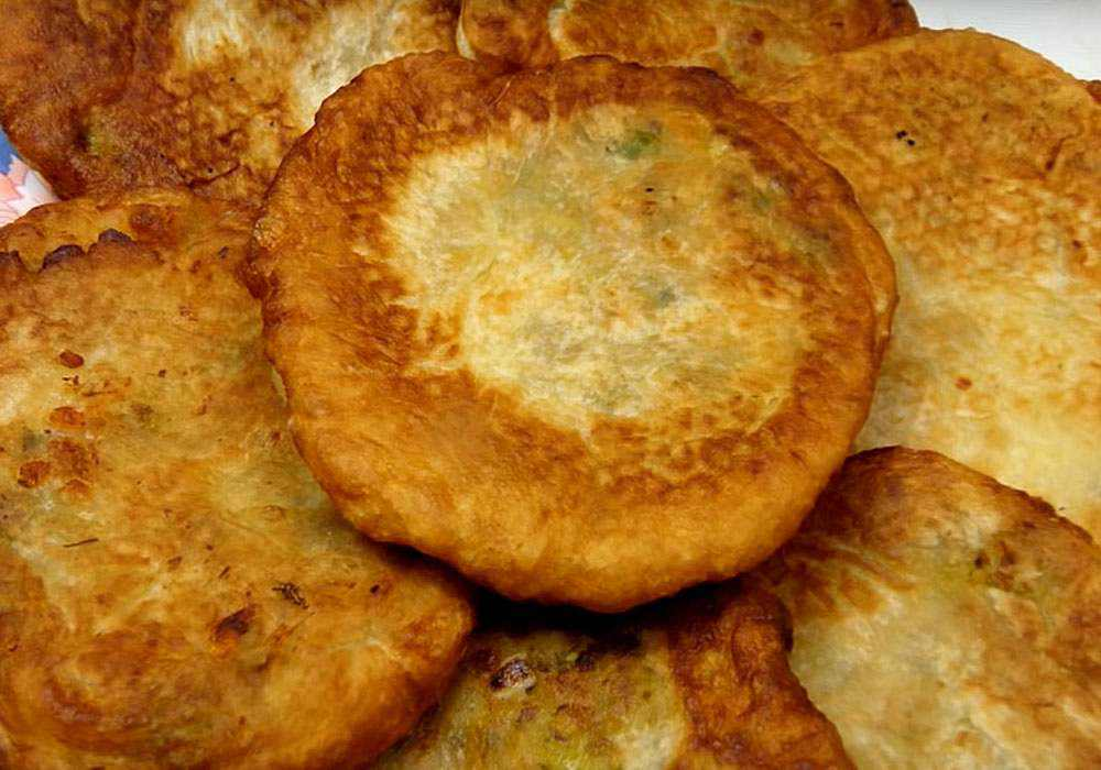 Пиріжки з горохом - покроковий рецепт, фото 1