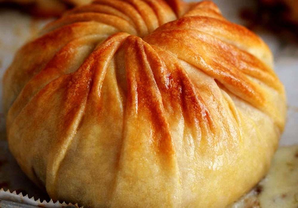 Пиріжки в духовці - покроковий рецепт, фото 1