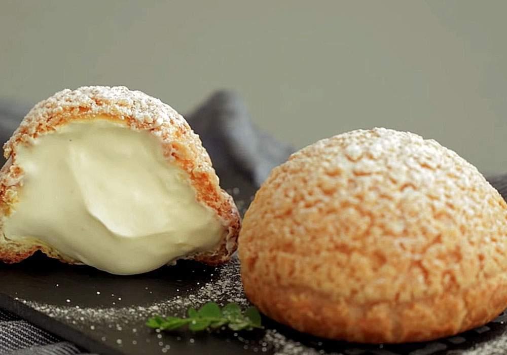 Пирожное Шу - пошаговый рецепт, фото 1
