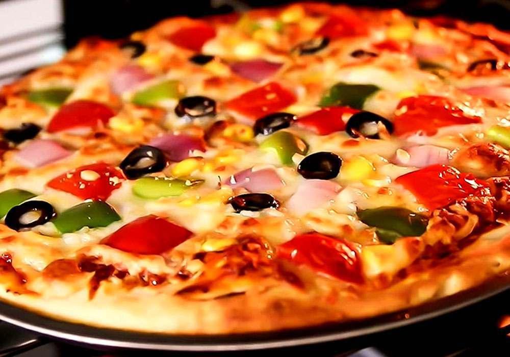 Пицца Домашняя - пошаговый рецепт, фото 1