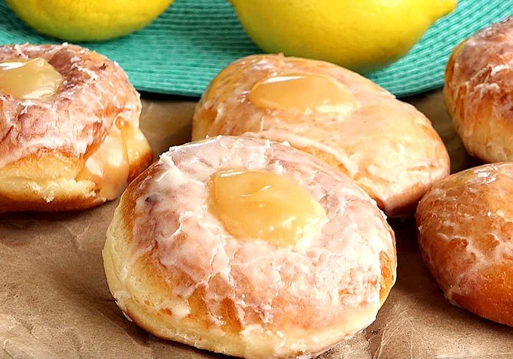 Пончики - пошаговый рецепт, фото 1