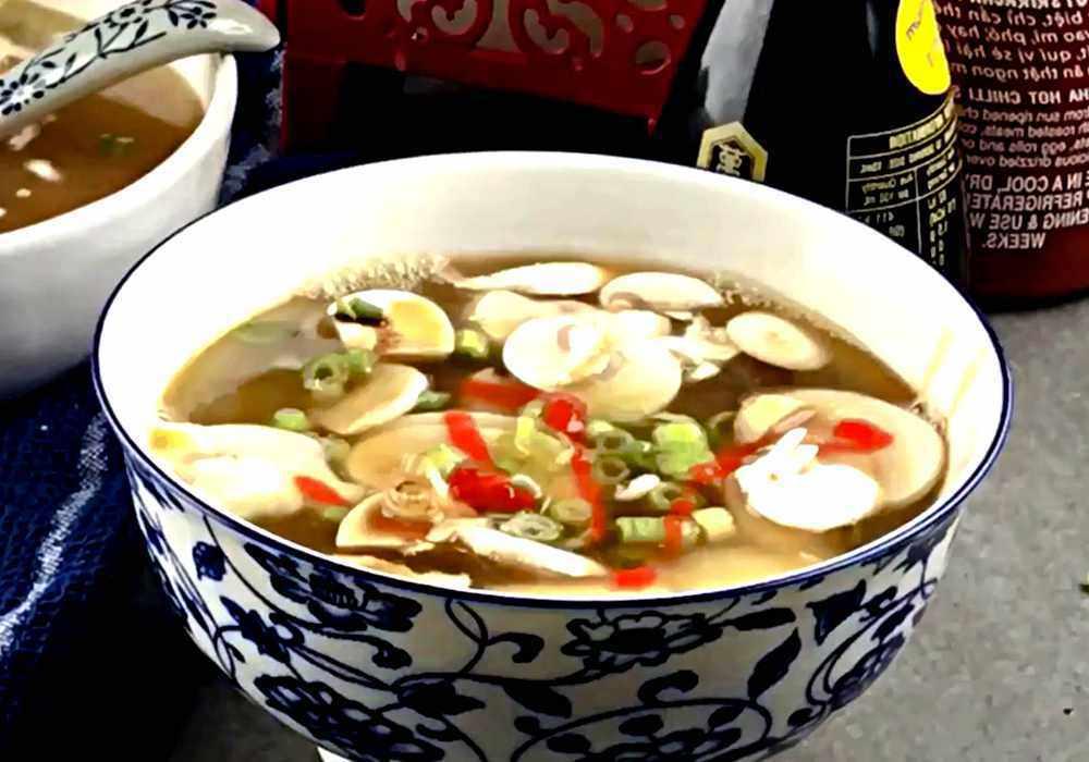 Постный луковый суп - пошаговый рецепт, фото 1