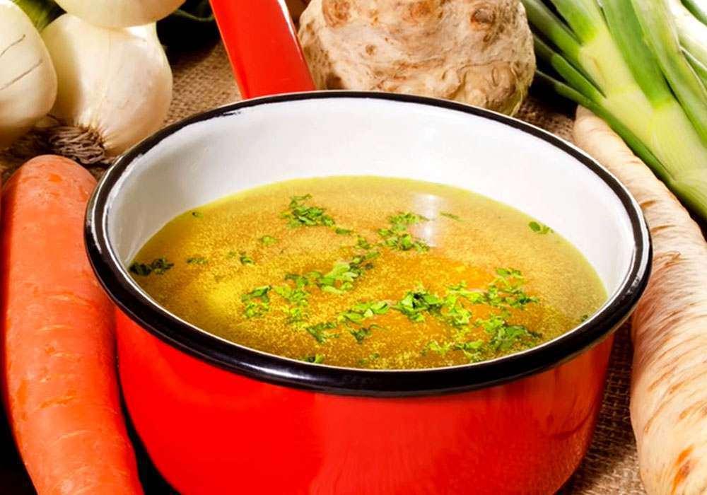 Постный суп харчо - пошаговый рецепт, фото 1