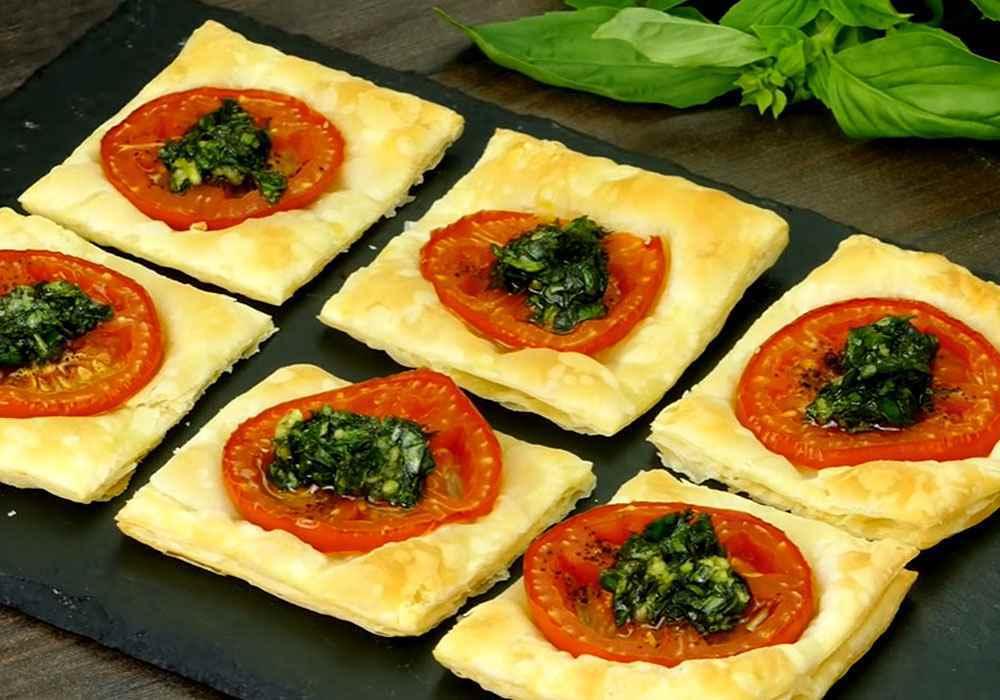 Проста закуска з помідорів - покроковий рецепт, фото 1