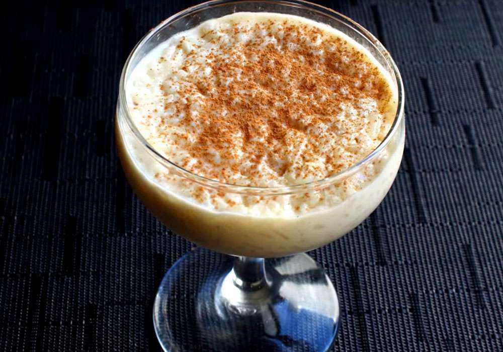 Пудинг рисовий - покроковий рецепт, фото 1
