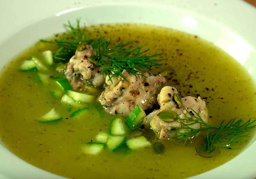 Рассольник на курином бульоне - пошаговый рецепт, фото 1