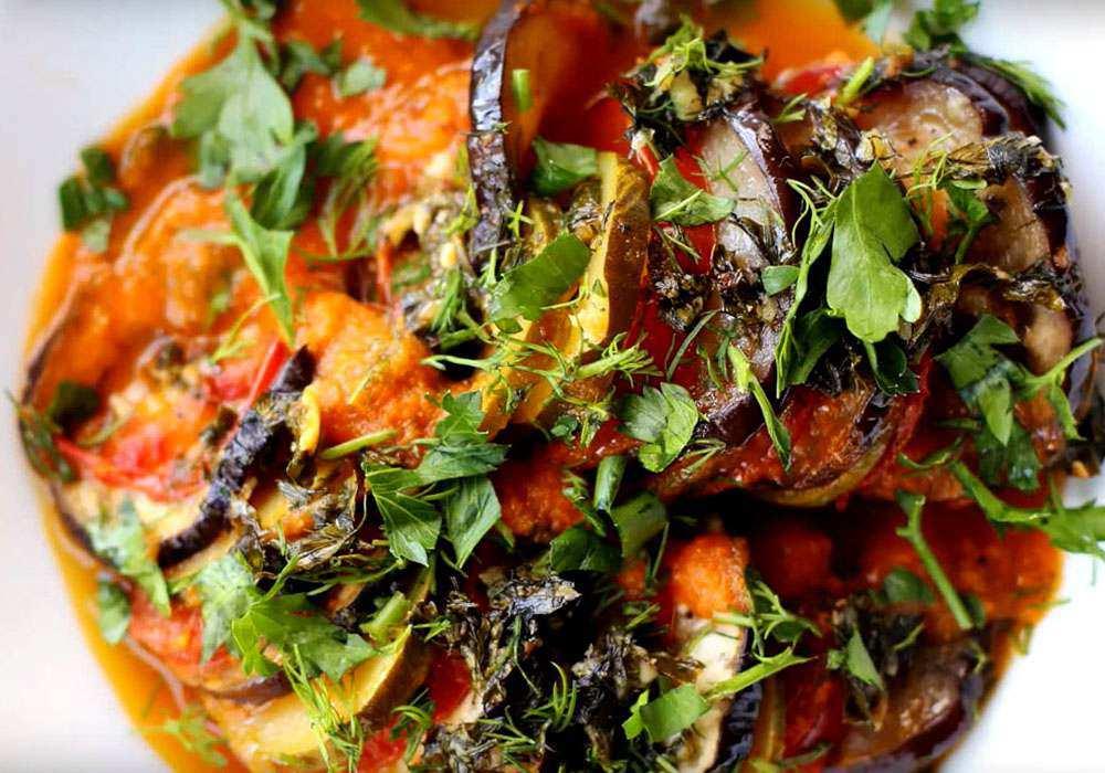 Рататуй из кабачков - пошаговый рецепт, фото 1
