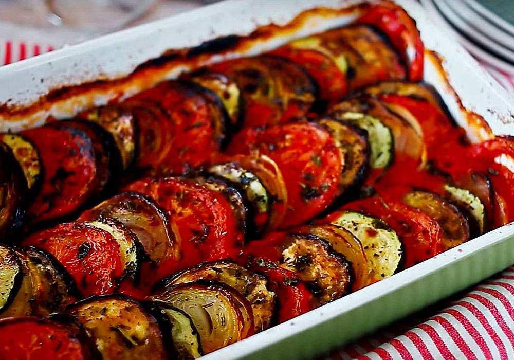 Рататуй с овощами - пошаговый рецепт, фото 1