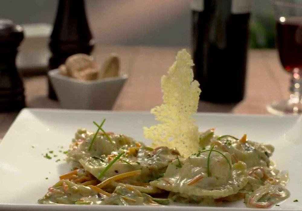 Равіолі з лососем і сиром - покроковий рецепт, фото 1