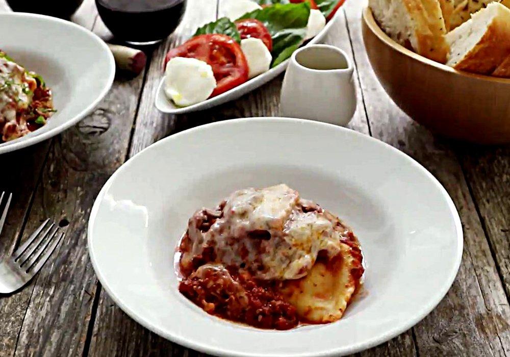 Равиоли с мясом - пошаговый рецепт, фото 1