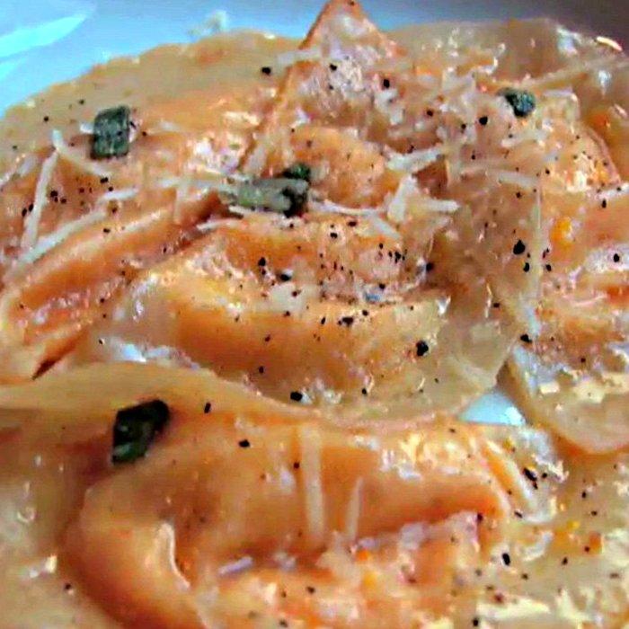 Равиоли с сыром - пошаговый рецепт, фото 1