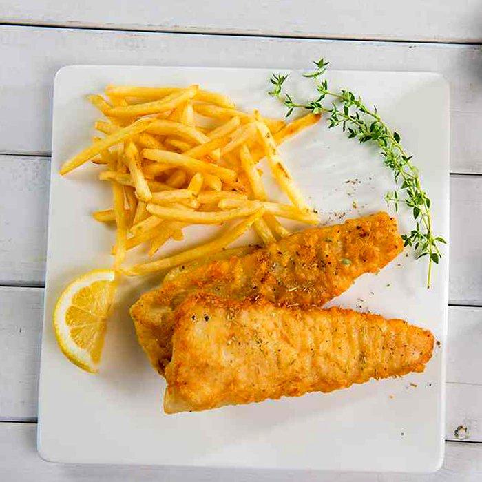 Рыба во фритюре - пошаговый рецепт, фото 1