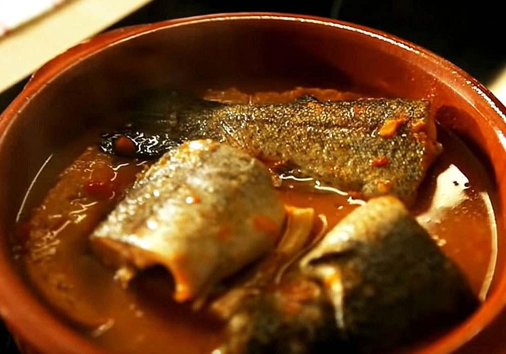 Рибний суп юшка з червоної риби - покроковий рецепт, фото 1