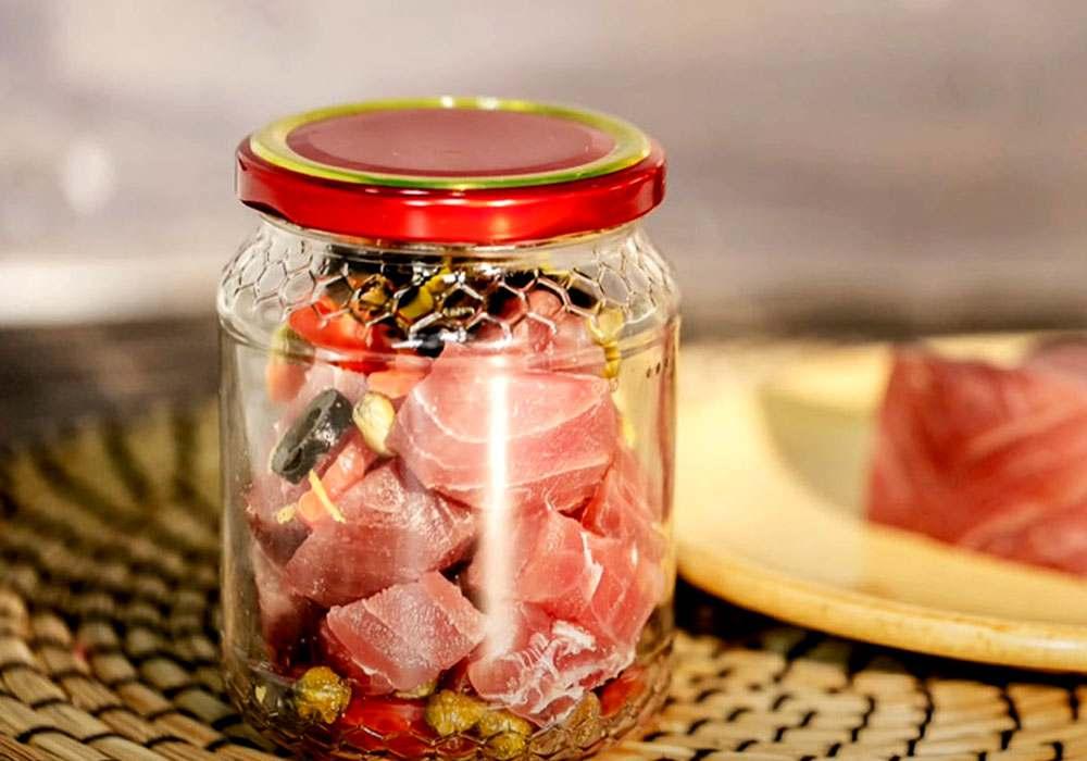 Рыбные консервы на зиму - пошаговый рецепт, фото 1