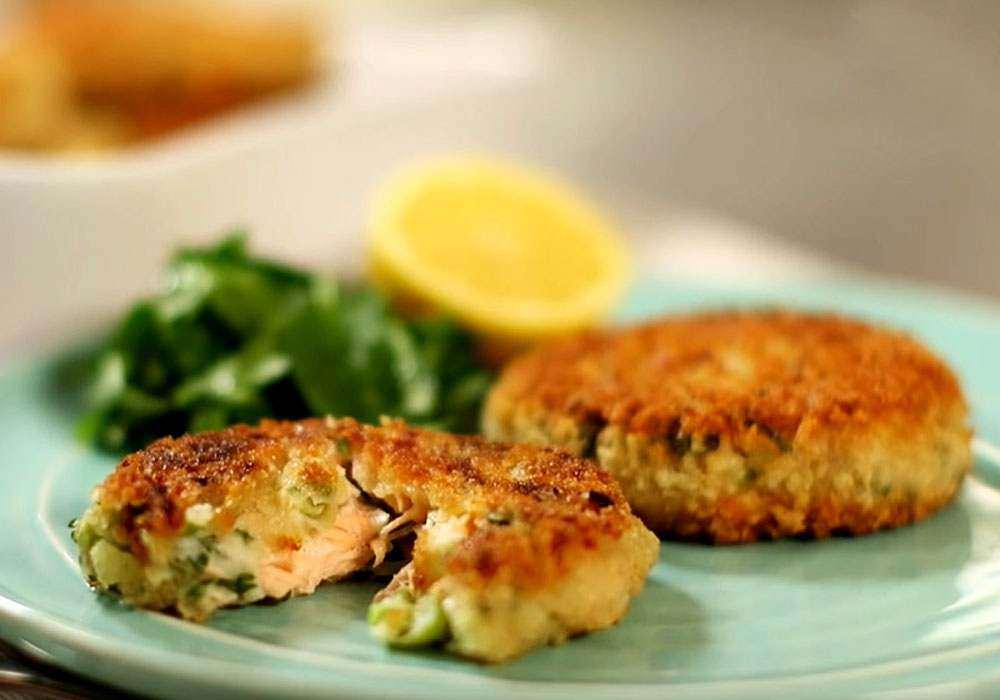 Рибні котлети в духовці - покроковий рецепт, фото 1