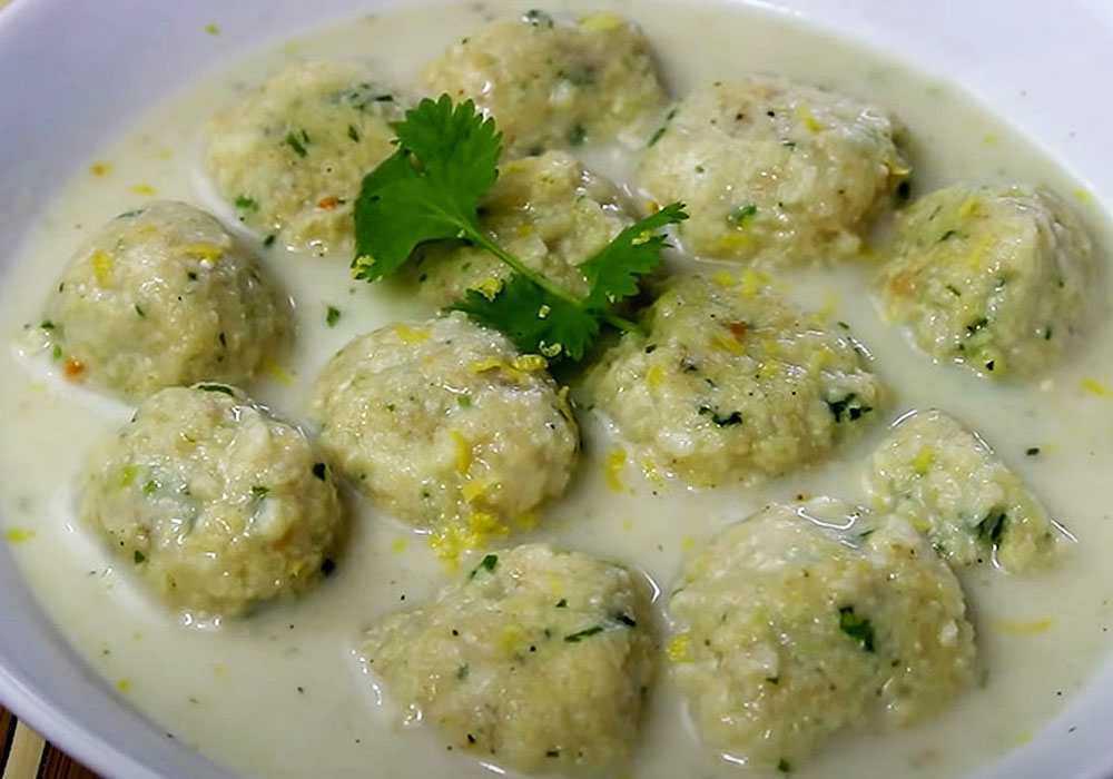 Рыбные тефтели в сметанном соусе - пошаговый рецепт, фото 1