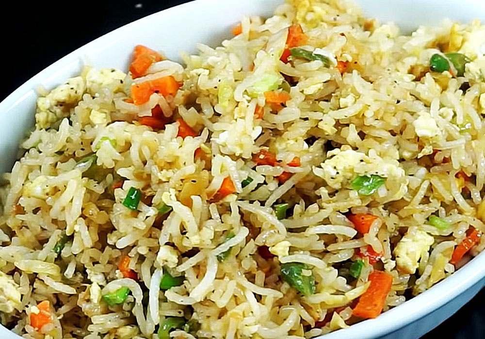 Рис с овощами - пошаговый рецепт, фото 1