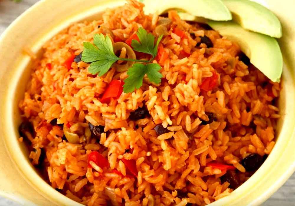 Рис в томатном соусе - пошаговый рецепт, фото 1