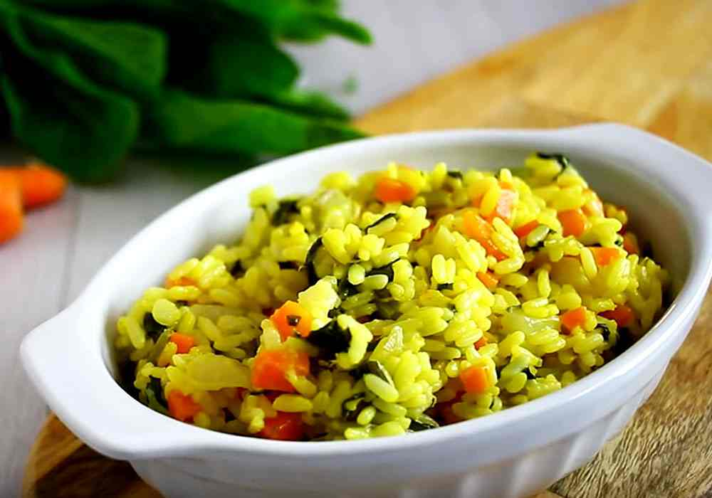 Ризотто с овощами - пошаговый рецепт, фото 1