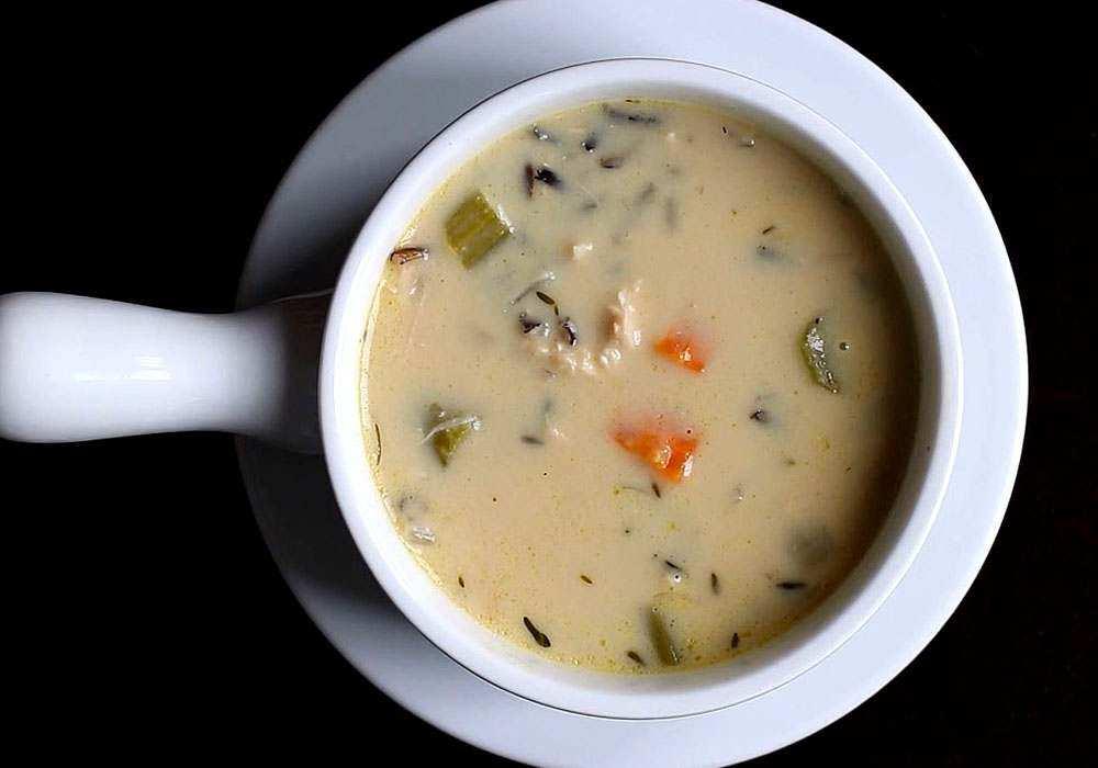 Рисовый суп с курицей - пошаговый рецепт, фото 1