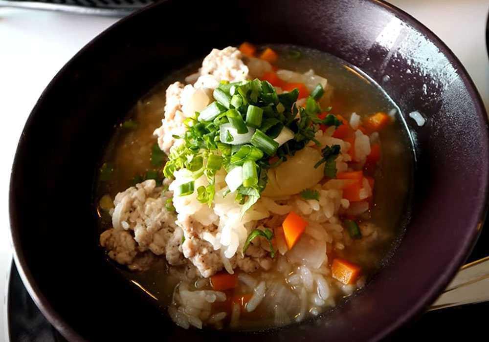 Рисовый суп с мясом - пошаговый рецепт, фото 1