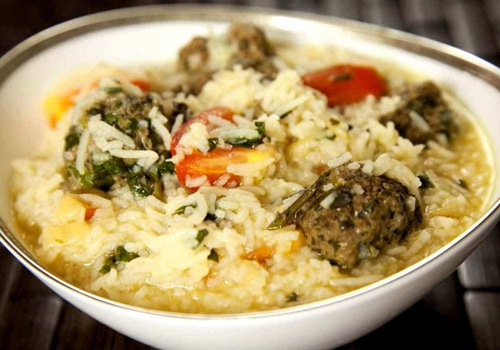 Рисовий суп - покроковий рецепт, фото 1