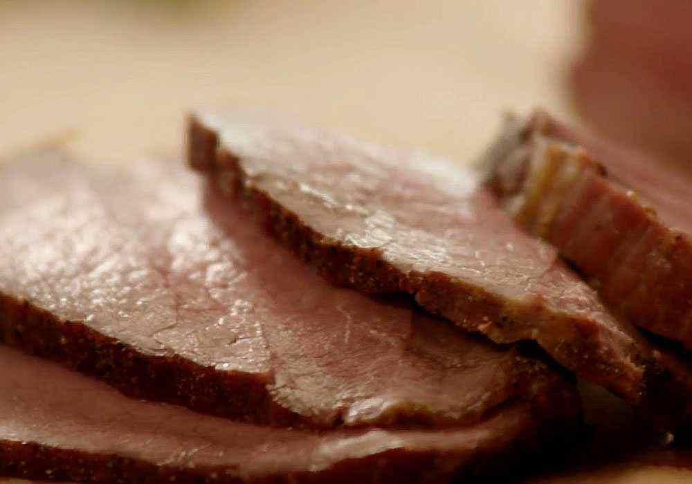 Ростбиф из свинины - пошаговый рецепт, фото 1