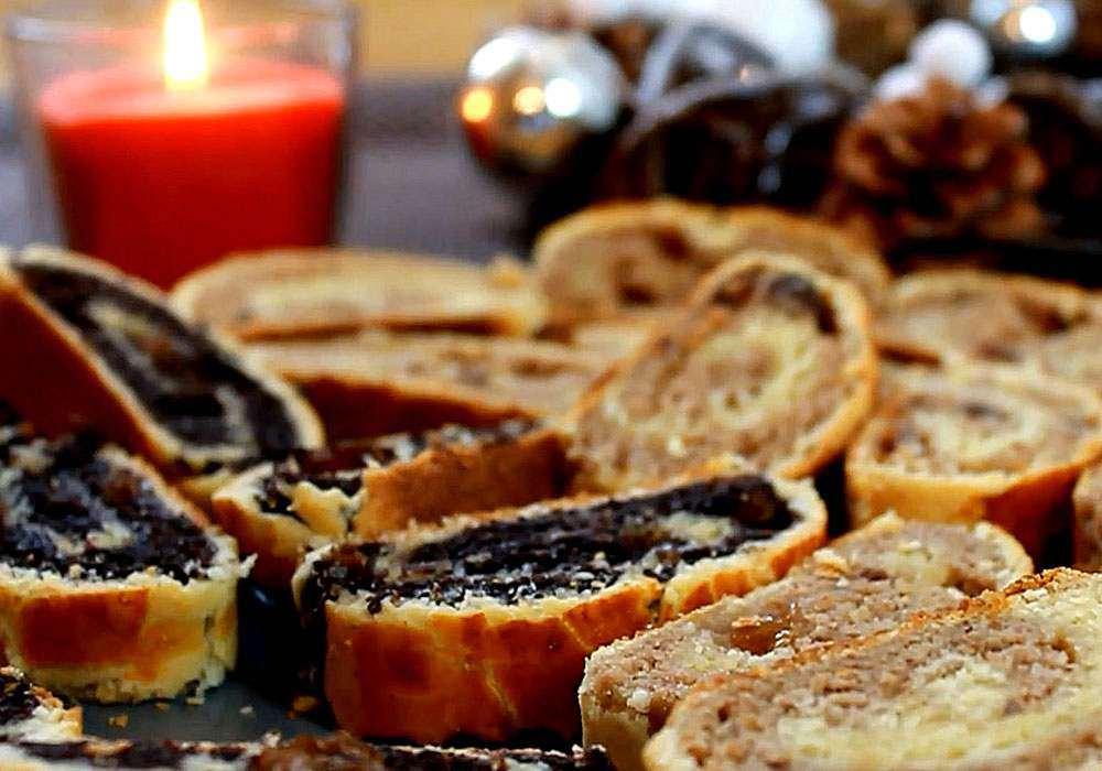 Рулет з маком з дріжджового тіста - покроковий рецепт, фото 1
