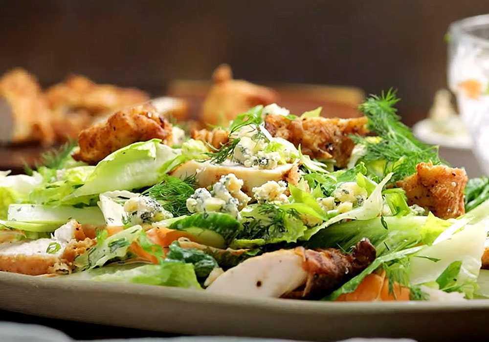 Салат з курячої грудки - покроковий рецепт, фото 1